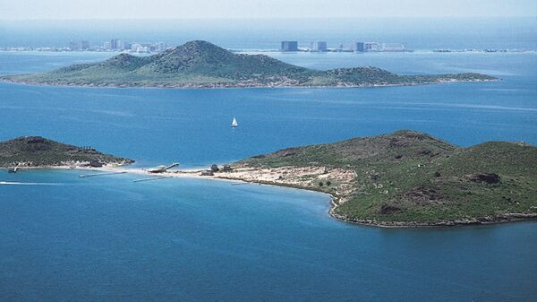 Малое море в Испании