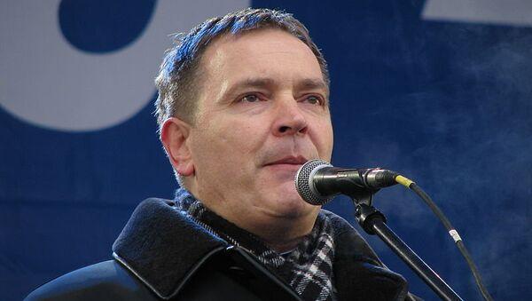 Депутат Верховной Рады Украины Вадим Колесниченко. Архивное фото