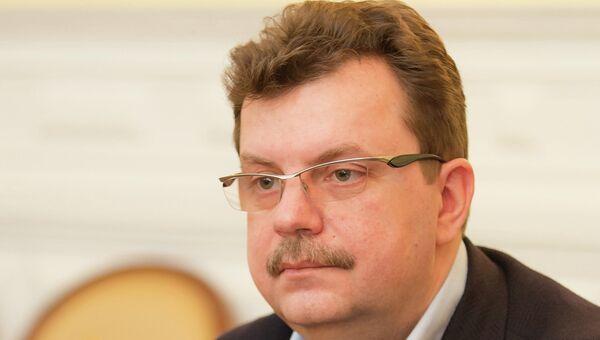 Директор «Союзмультфильма» Андрей Добрунов. Архивное фото