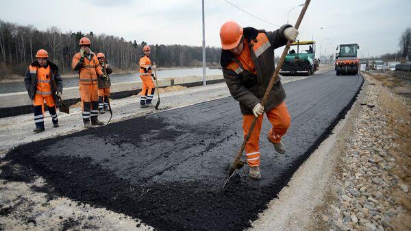 Реконструкция Дмитровского шоссе в Москве