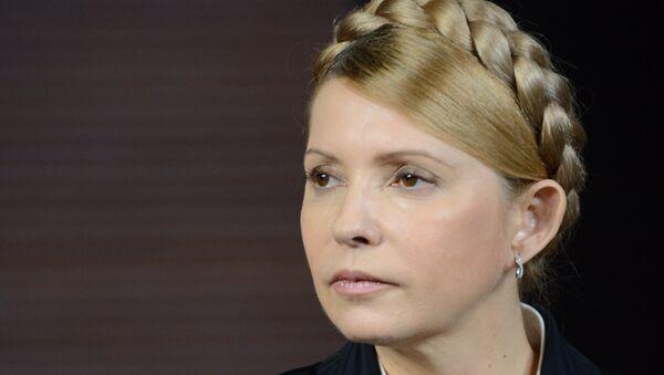 Экс-премьер Украины Юлия Тимошенко, архивное фото