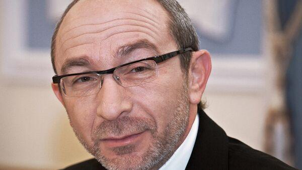 Мэр Харькова Геннадий Кернес. Архивное фото