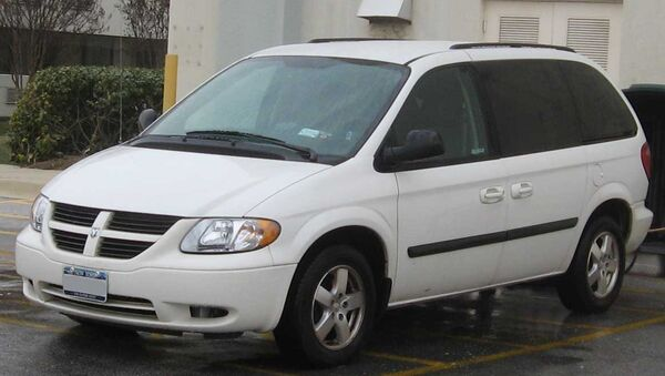 Chrysler. Архивное фото