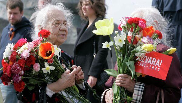Мероприятия в честь Дня Победы в Риге