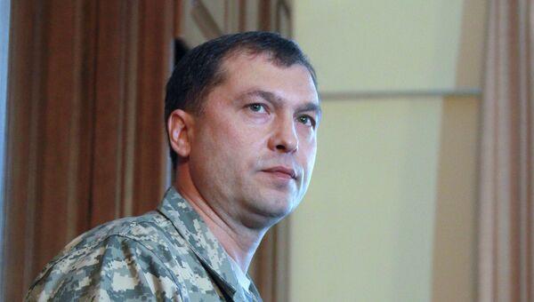 Глава ЛНР Валерий Болотов. Архивное фото