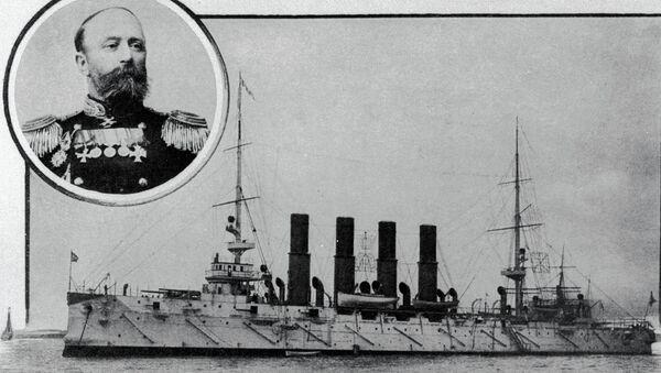 Крейсер Варяг и капитан первого ранга Руднев