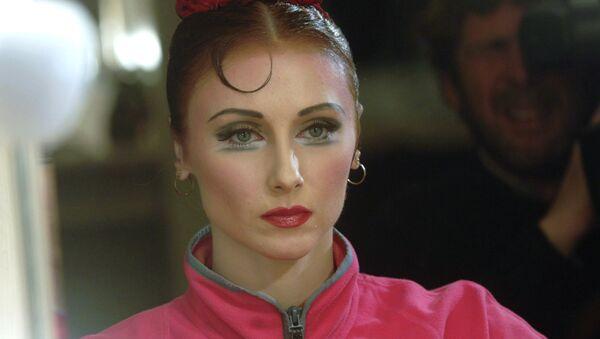 Светлана Захарова. Архивное фото