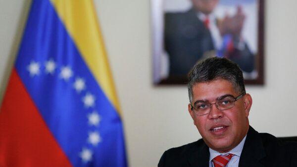 Министр иностранных дел Венесуэлы Элиас Хауа