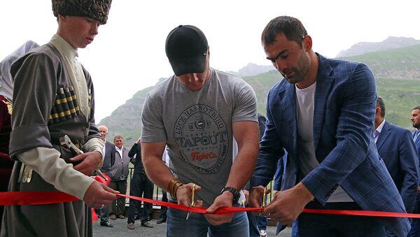 В селе Джейрах  открылся физкультурно-оздоровительный комплекс