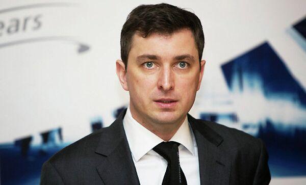 Первый заместитель Министра доходов и сборов Украины Игорь Билоус. Архивное фото