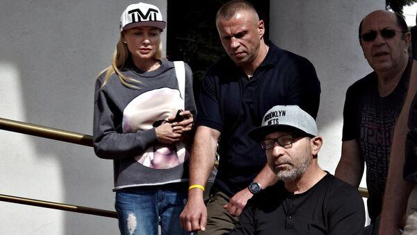 Мэр Харькова Геннадий Кернес вернулся на Украину после лечения