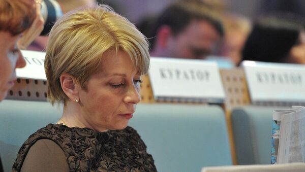 Елизавета Глинка (доктор Лиза). Архивное фото