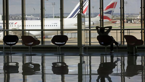 Терминал парижского аэропорта Орли. Архивное фото