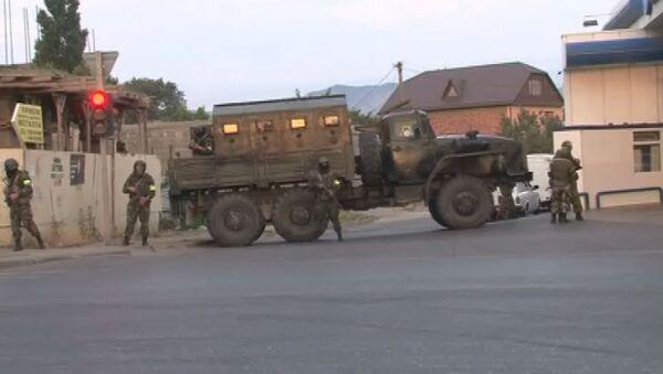 Силовики уничтожили двух боевиков в Дагестане. Архивное фото