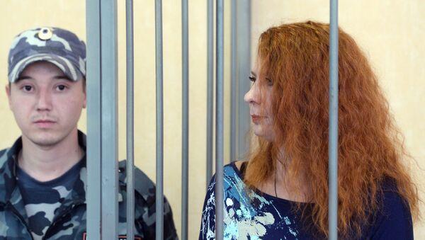 Обвиняемая по делу о крушении теплохода Булгария генеральный директор ООО АргоРечТур Светлана Инякина