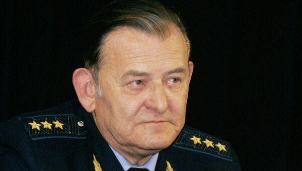 Бывший главком военно-воздушных сил РФ генерал-полковник авиации Корнуков