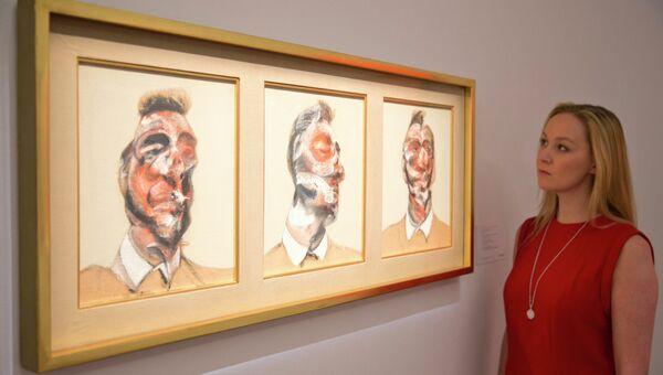 Триптих Бэкона Три эскиза к портрету Джорджа Дайера