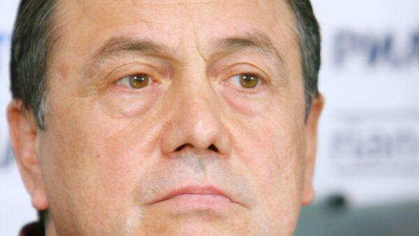 Ренат Ибрагимов на пресс-конференции в Москве