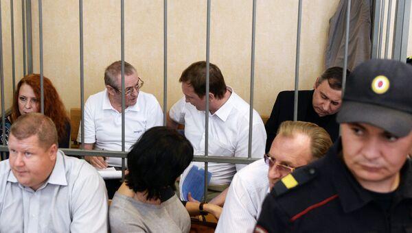 Последнее слово обвиняемых по делу о крушении теплохода Булгария. Архивное фото