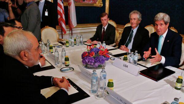 Переговоры министров стран шестерки и Ирана в Вене
