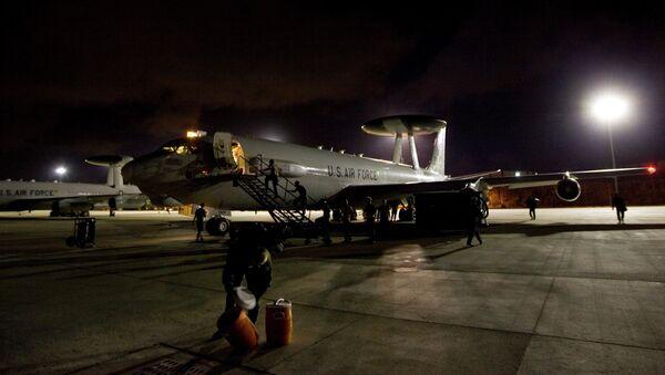 Самолет в аэропорту Кюрасао. Архивное фото