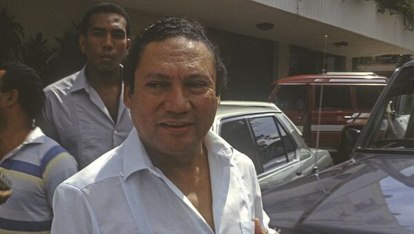 Мануэль Норьега, архивное фото