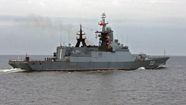 Корабль класса Корвет. Архивное фото