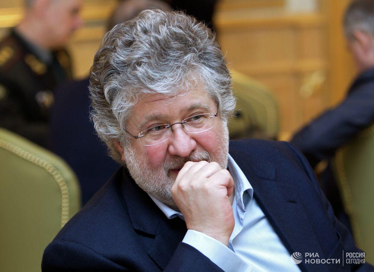 Бизнесмен Игорь Коломойский вернулся на Украину