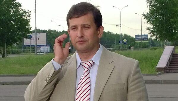 Доктор политических наук Андрей Манойло