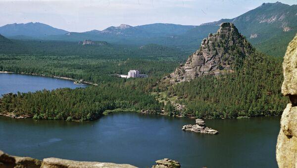 Озеро Боровое