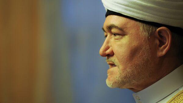 Председатель Совета муфтиев РФ Равиль Гайнутдин. Архивное фото
