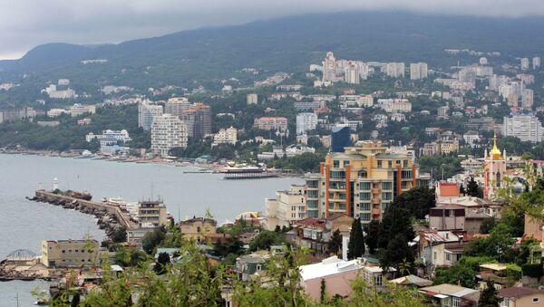 Крым, Ялта. Архивное фото