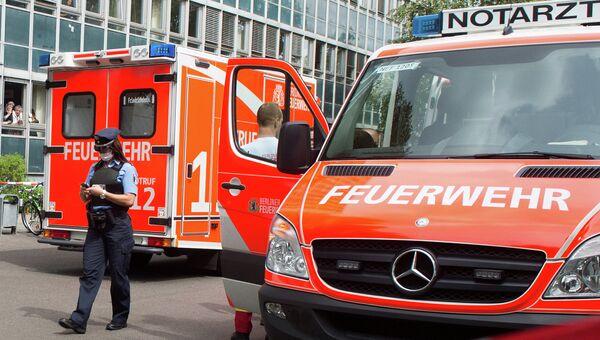 Работники скорой помощи, Архивное фото