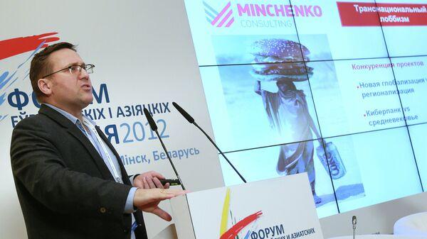Евгений Минченко. Архивное фото
