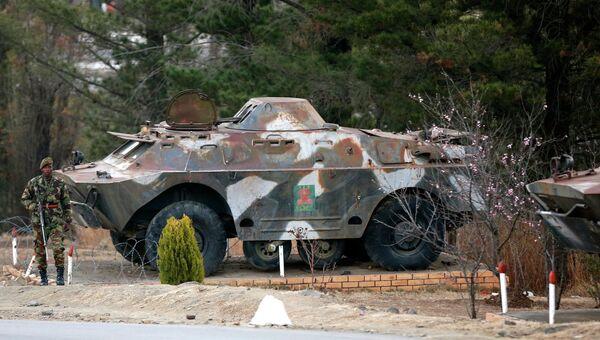 Попытка военного переворота в Лесото