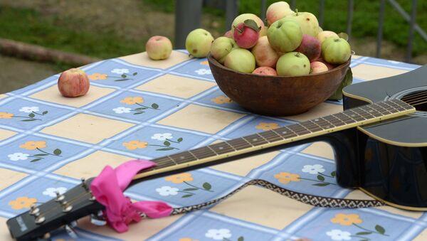 Яблоки. Архивное фото.