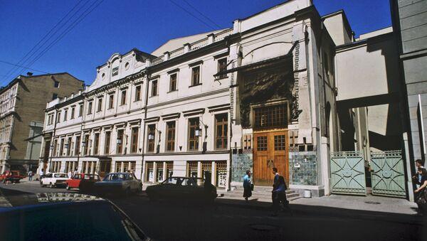 Здание Московского Художественного академического театра имени А.П. Чехова