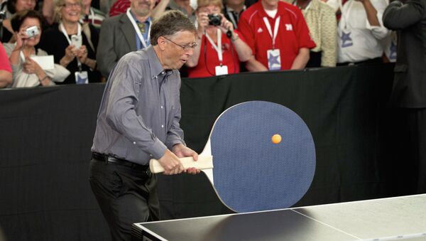 Основатель компании Microsoft Билл Гейтс