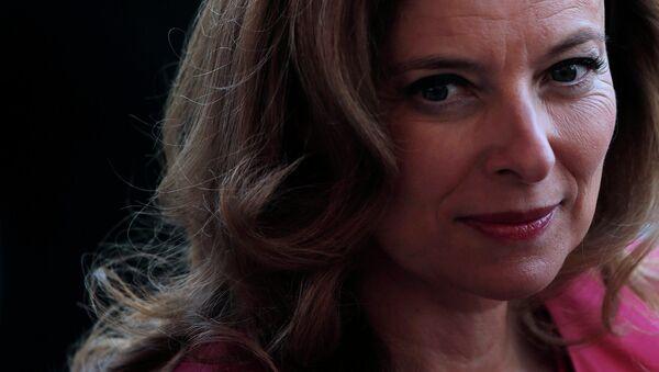 Журналистка Валери Триервейлер