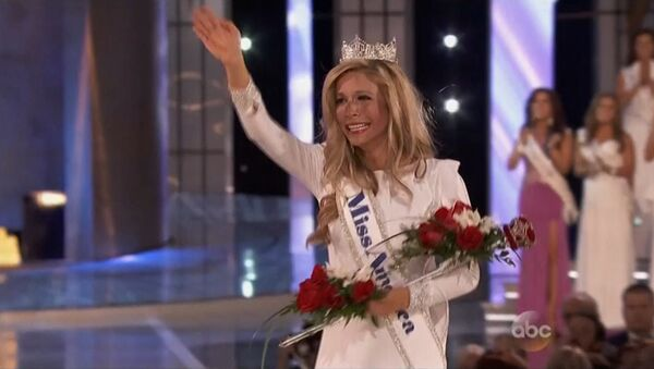 Мисс Америка-2015: как вручали корону Кире Казанцев на конкурсе красоты