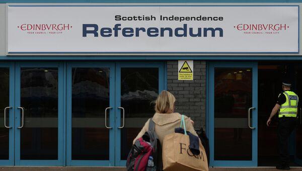 Референдум о независимости Шотландии, архивное фото