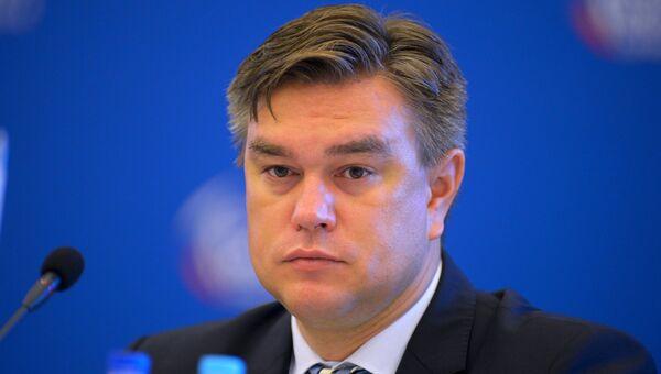 Заместитель министра РФ по делам Крыма Андрей Соколов. Архивное фото