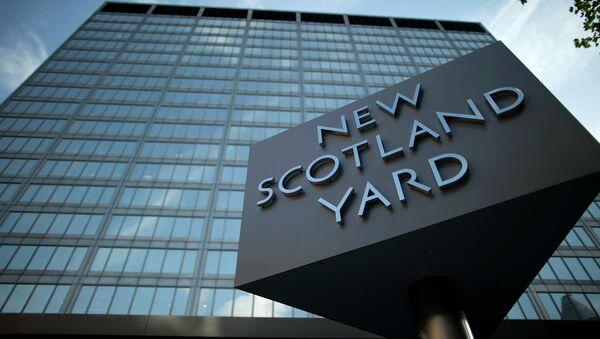 Здание Скотланд-ярда в Лондоне. Архивное фото