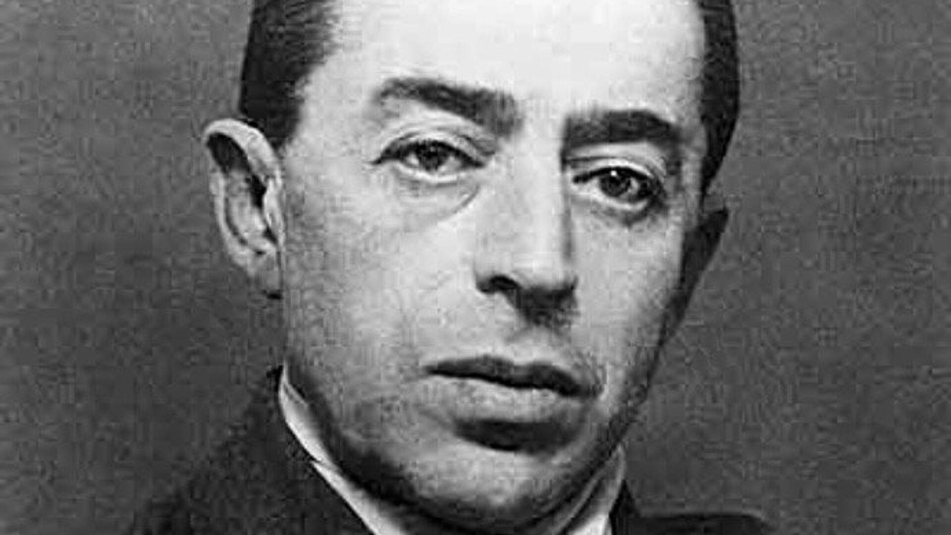 Агент английской разведки ST-1 Сидней Рейли - РИА Новости, 1920, 05.11.2020