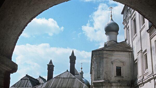 Историко-архитектурный комплекс Зарядье. Архивное фото