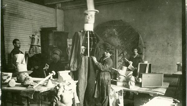 Балет Шостаковича Болт. Архивная фото