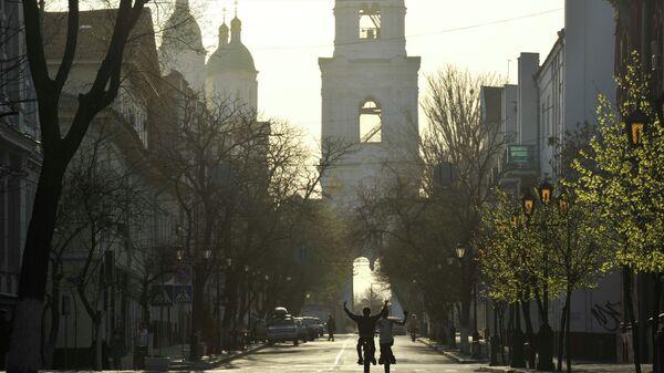 Города России. Астрахань