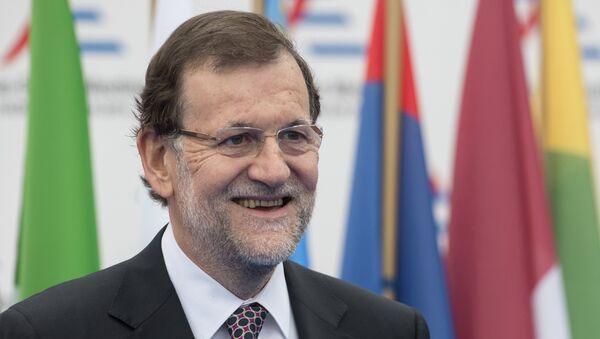 Премьер-министр Испании Мариано Рахой. Архивное фото