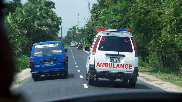 Скорая помощь в Бангладеш