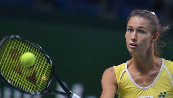 Российская теннисистка Виталия Дьяченко. Архивное фото